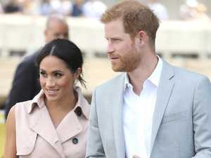 Meghan, Harry announce working 'babymoon'