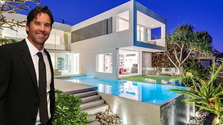 Pat Rafter sold his Sunshine Coast home in 2018.
