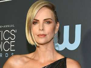 Charlize Theron's Marie Kondo moment