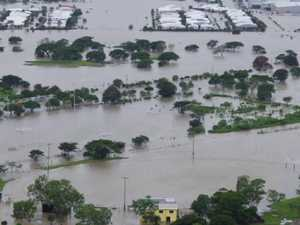 Man still missing after falling into floodwaters