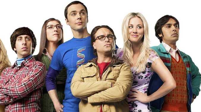 Nine Network: The Big Bang Theory