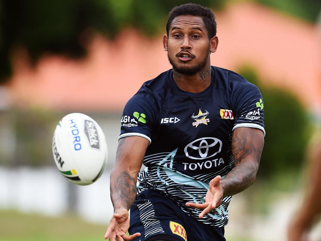 Ben Barba's deregistration from the NRL is a good step, Jessica Halloran writes. Picture: Zak Simmonds