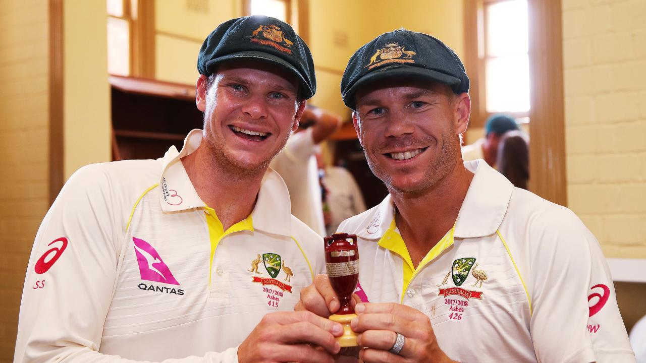 Coming back: Banned duo Steve Smith and David Warner will return to the Test scene shortly. Picture. Phil Hillyard