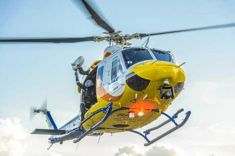 RACQ Capricorn Helicopter will drop into the Emerald Combined Emergency Services Day.