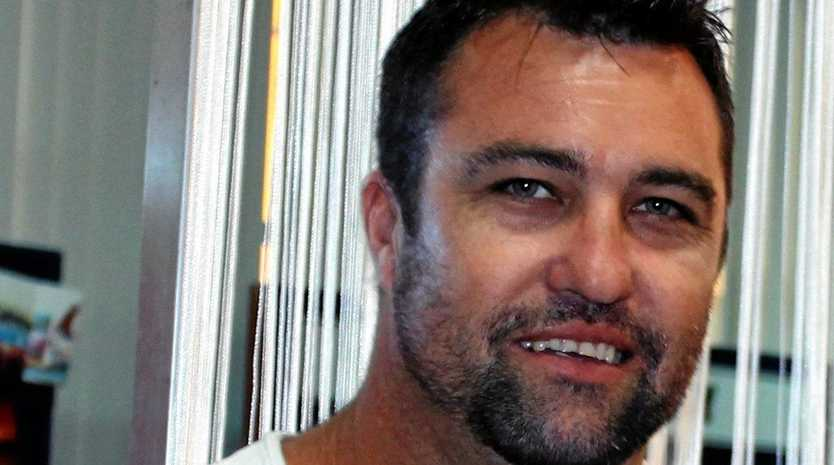 Jason Michael Sexton, 48, pleaded guilty to grievous bodily harm in the District Court in Mackay on Friday. .