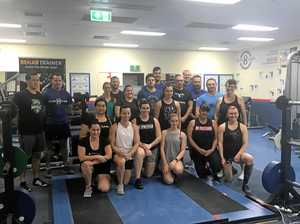 Push Pull comp showcases Rocky women strength