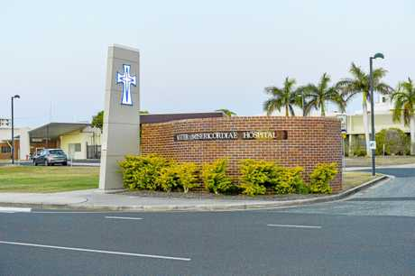 CUT BACK: Gladstone Mater Hospital is going to reduce its opening hours.