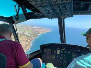 Elliott Heads chopper mystery solved