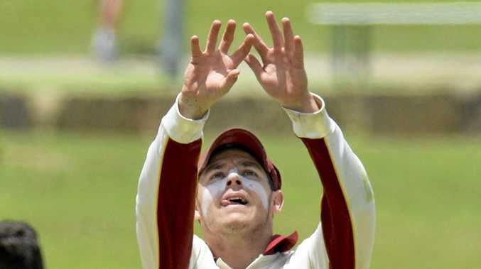 IN HIS GRASP: Centrals all-rounder Matt Guest is not satisfied with just making the IWMCA finals, he wants to go in on top.