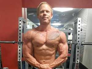 Man's incredible journey from sick to ripped