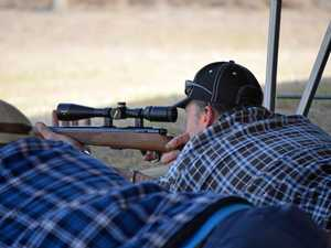 Rifle range back in the sights of community groups