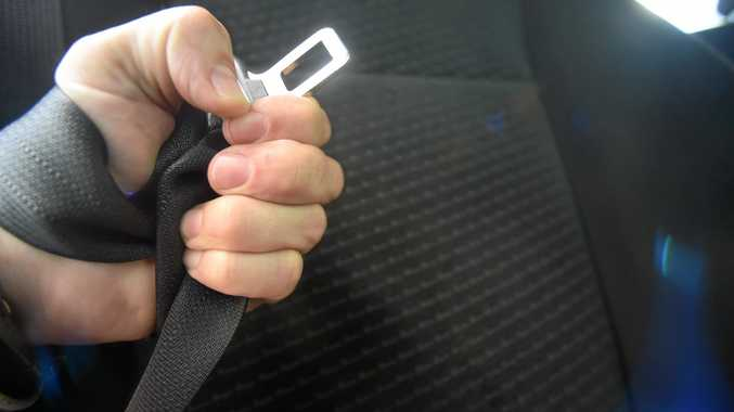 RIDING without a seatbelt is far from a 'cheap' thrill when you're dealing with potential costs of life and safety, the Queensland Police Service warns.