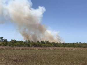 Bushfire warning advised for Branyan