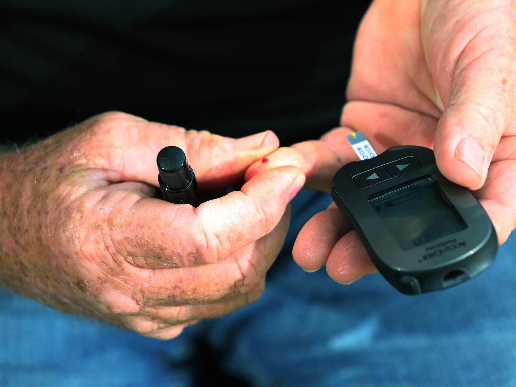 More than 100,000 Australians have developed type 2 diabetes in the past year. Picture: Brendan Radke
