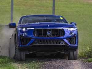Maserati unleashes V6 petrol version of the Levante SUV