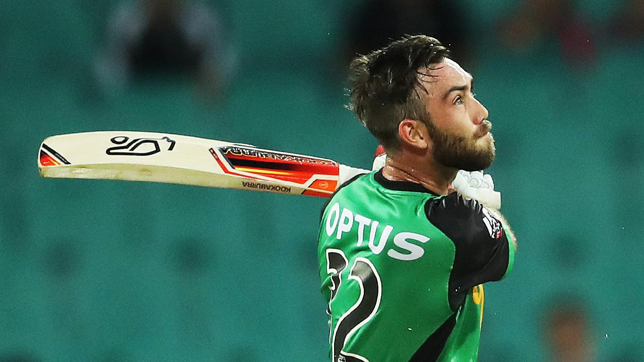 Glenn Maxwell will be looking to lead the way with the bat. Picture: Phil Hillyard