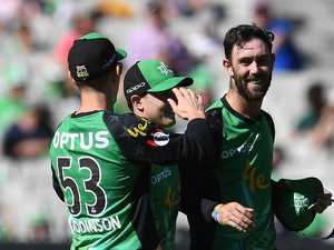 Stars romp into BBL finals after Maxi masterclass