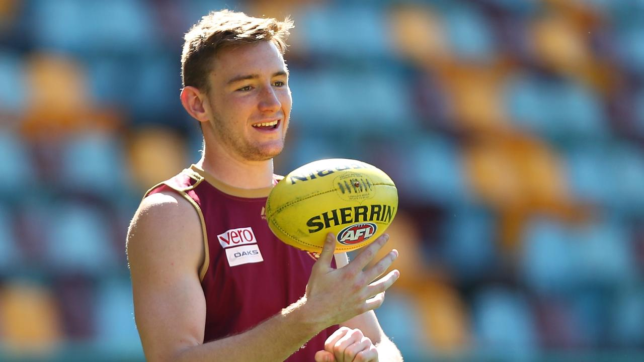 Harris Andrews could be turned into a forward this season. Picture: Getty Images