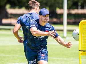 Robinson declares Cronk ready to rumble in UK