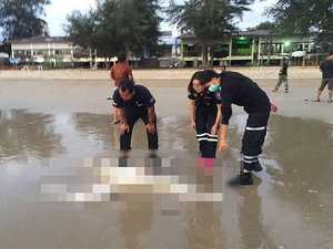 Horror as headless bodies wash ashore