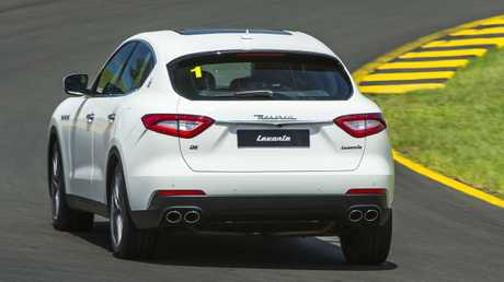 The Levante is the brand's best selling model by a wide margin.