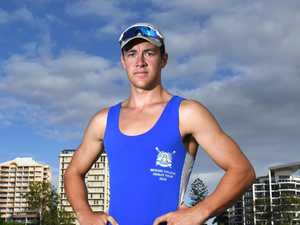 GPS Rowing: Nudgee star on the rise