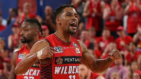 Bryce Cotton shapes as a key man for the Wildcats.