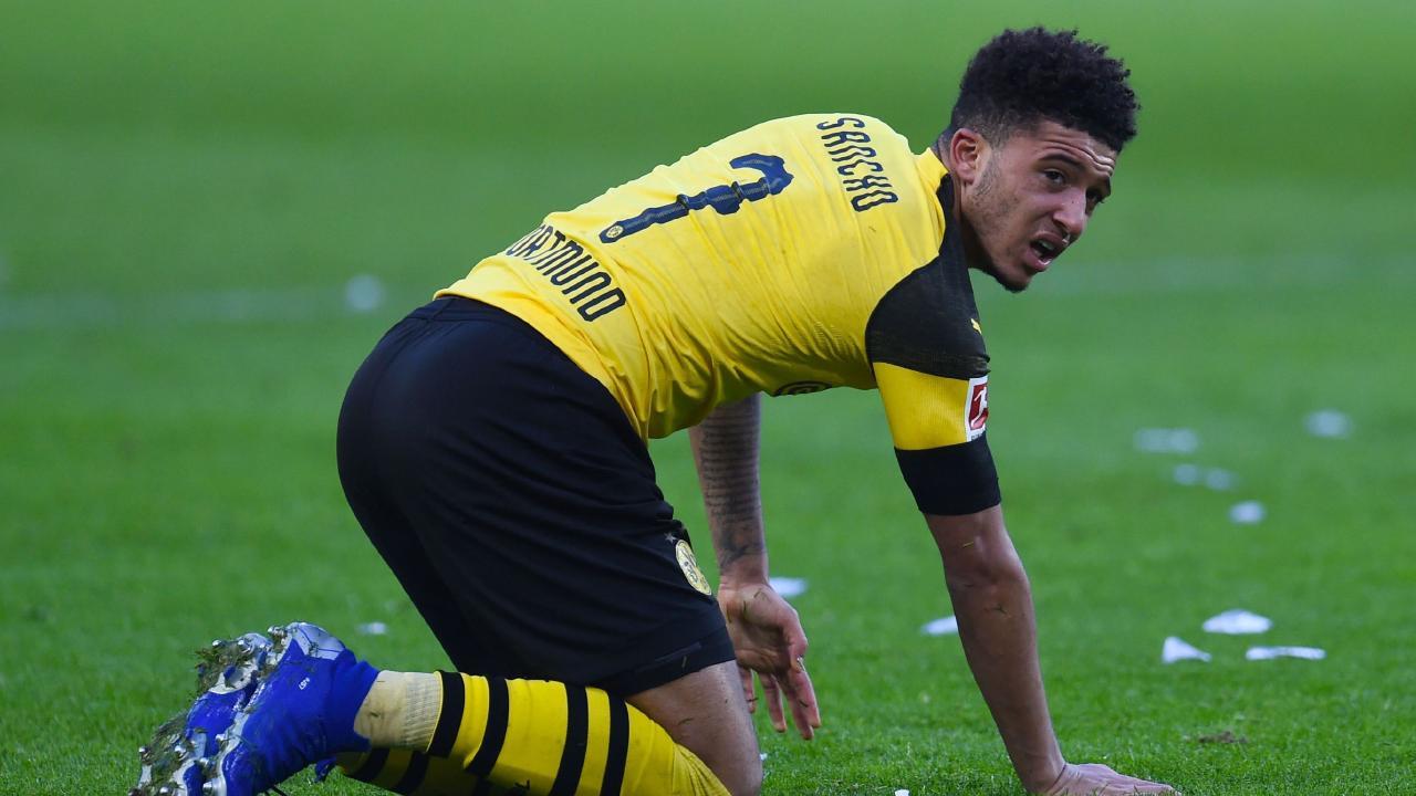 Dortmund threw away a three-goal lead against Hoffenheim.