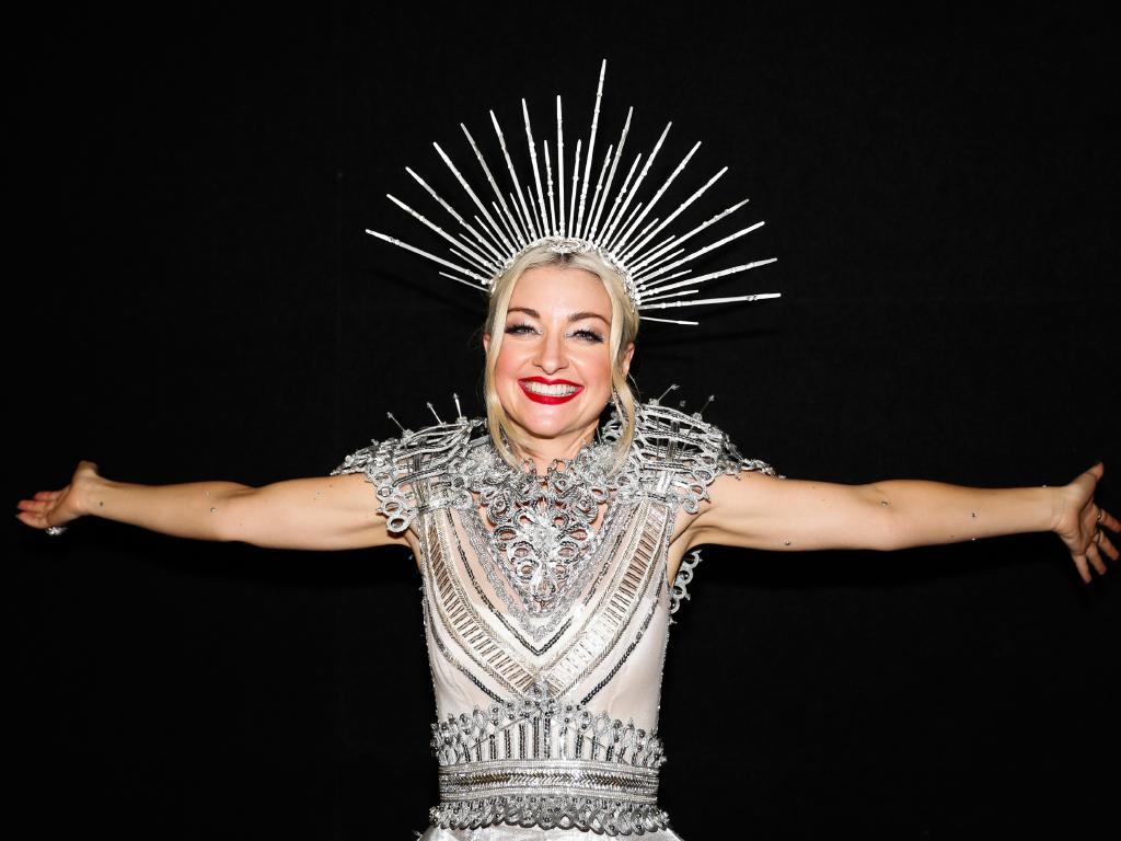 Australian singer Kate Miller-Heidke will represent Australia at Eurovision.