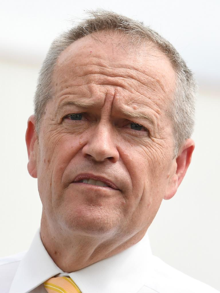 Bill Shorten is still not popular with voters, despite Labor's lead over the Coalition. Picture: AAP