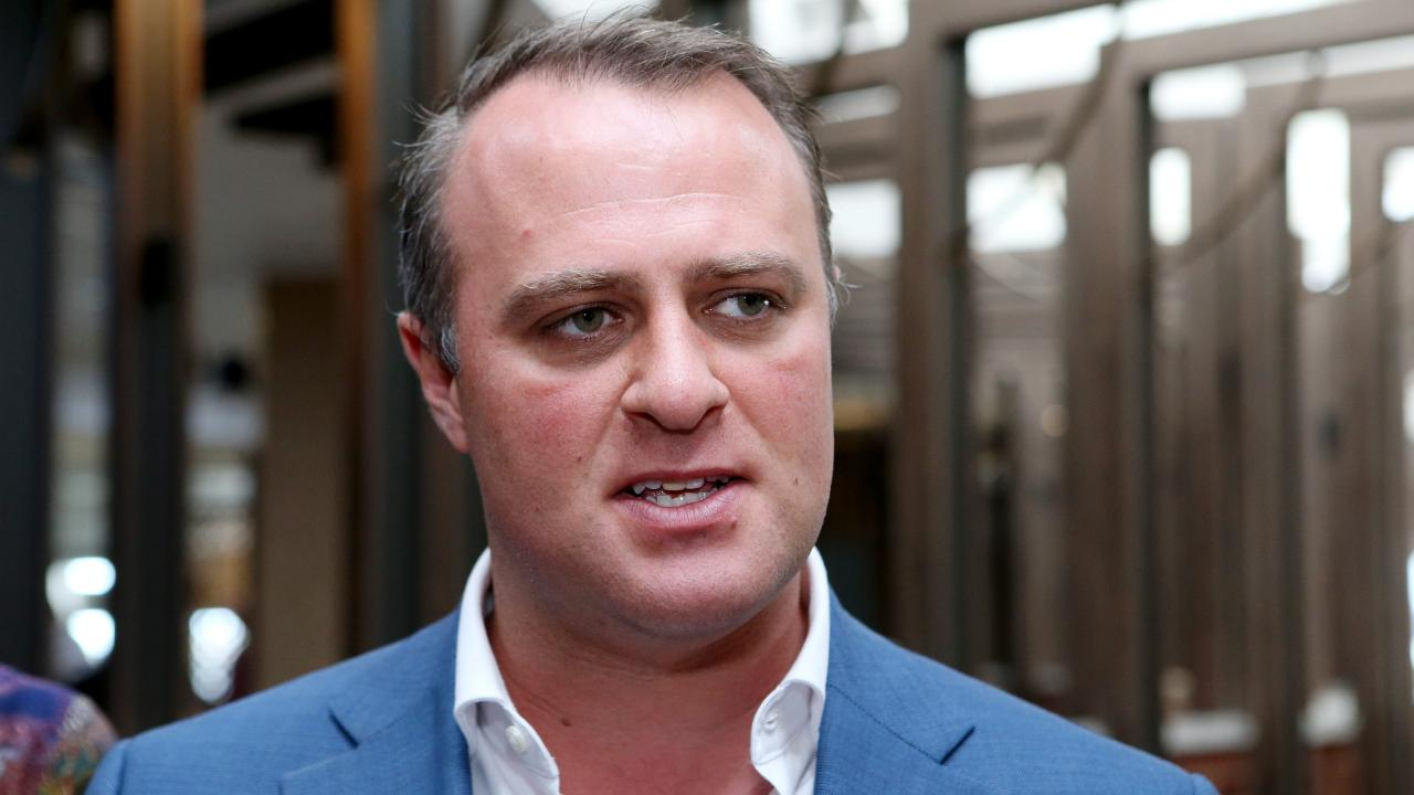 Tim Wilson hasn't had the best week — all of his own making. Picture: Hollie Adams
