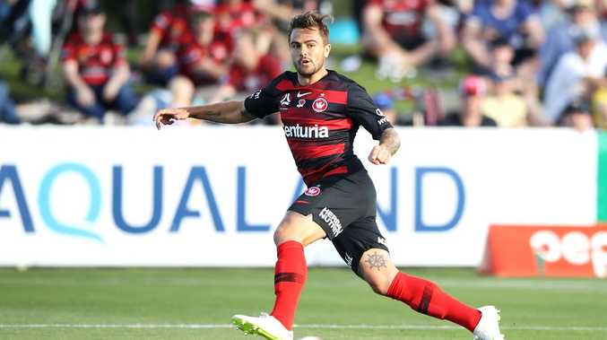 Josh Risdon could be on the move from Western Sydney.