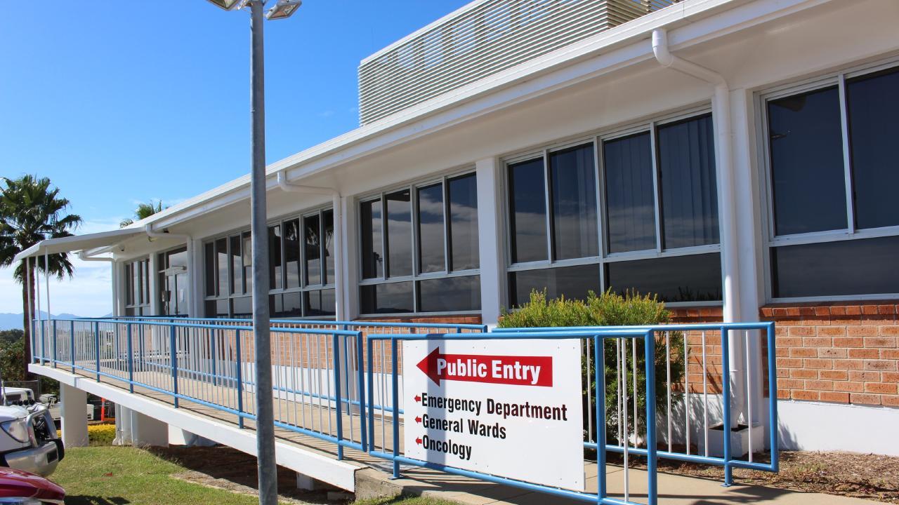 JM Kelly carried out work on Bowen Hospital.