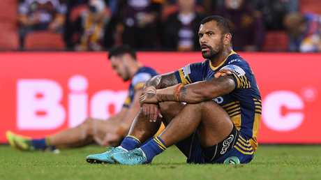 Manu Ma'u has experienced a tough few months with injury.