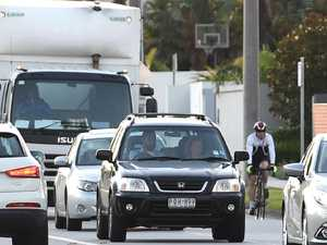 Trucks banned on key bayside road from February 25