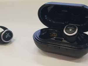 Just Run: Jaybird's wireless earphones are simple wonders