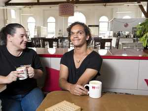 Cafe turns life around