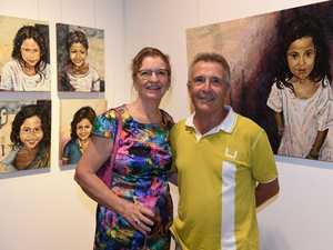 GALLERY: Artists showcase their work in Hervey Bay