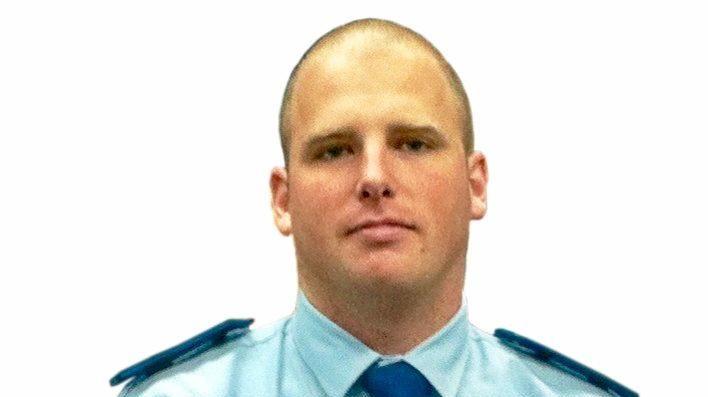 Mackay paramedic Craig McCulloch, 32, died in an ambulance crash near Benholme on Monday.
