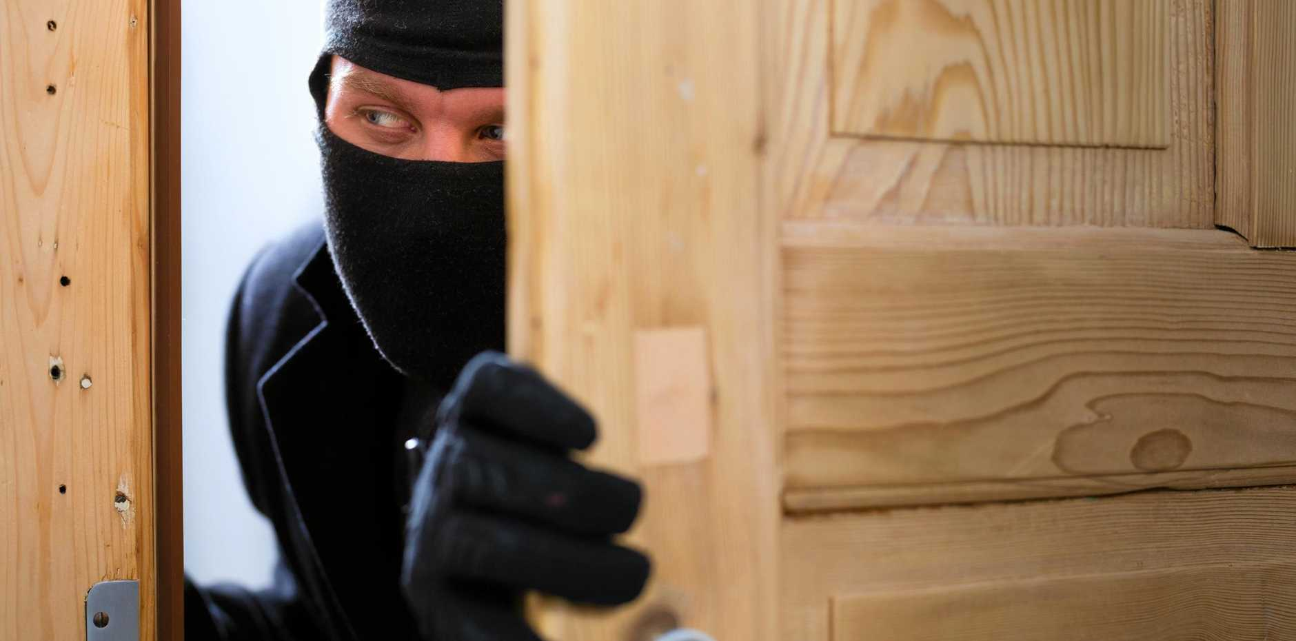Police urge all homeowners, renters and holidaymakers to ensure doors and windows are locked each night.