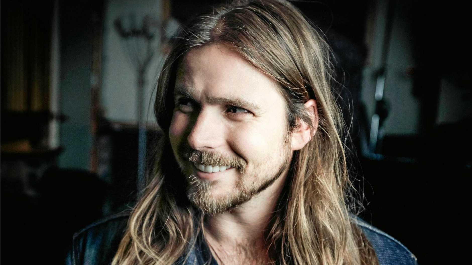 FATHER'S FOOTSTEPS: Country rock musician Lukas Nelson, the son of music legend Willie Nelson, is coming to Bluesfest in Byron Bay.