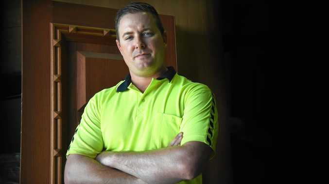 SHOCKED: Jake Kane said he wouldn't have been able to get a home loan so quickly without the help of a nambour broker.