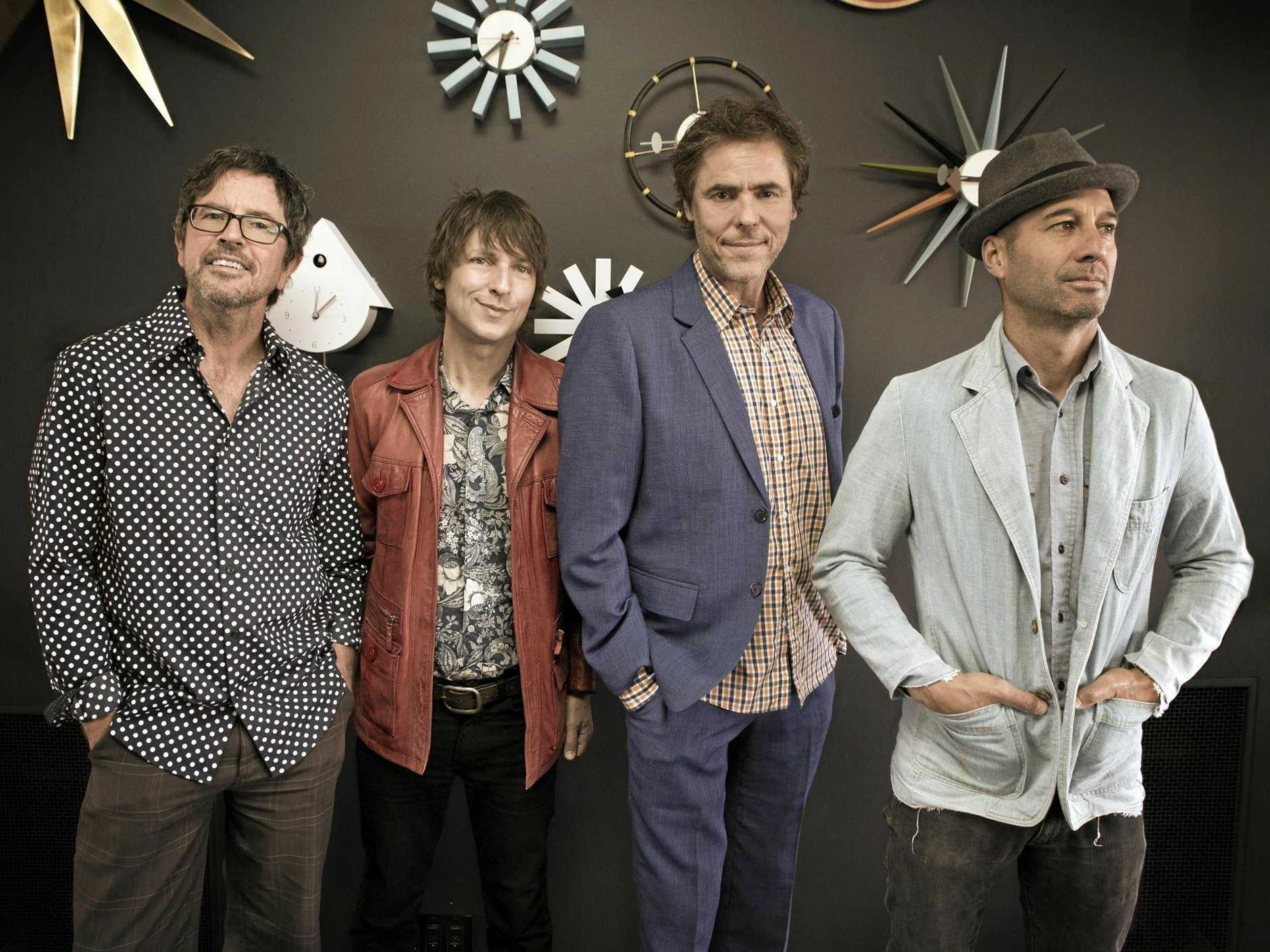 The Whitlams.