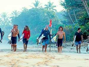 Coast scores surf movie premiere