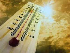 Warmer weather with temps to rise 8 degrees above average