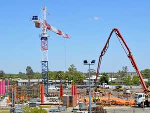 Hospital crane to be named by region's youngest