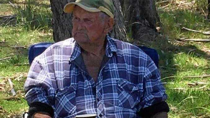MISSING: Family members and police are out looking for this 89-year-old man who was last seen on Sunday February 10.