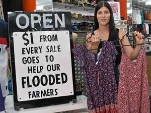 Gympie businesses help North Queensland flood relief