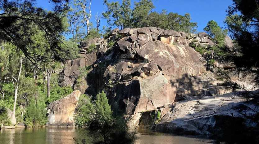 SAFETY MEASURES: Council will assess the safety of Coomba Falls in association with police after another tragedy.
