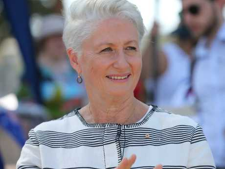 Member for Wentworth Dr Kerryn Phelps wants to overhaul medical transfers. Picture: Tim Hunter